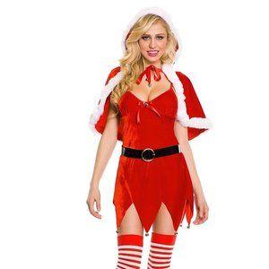 3 pc. Santa Baby Halloween Costume